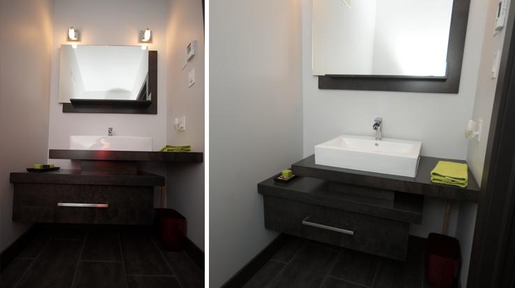 Tendances salle de bain b nisterie mod le r alisation - Difference entre salle d eau et salle de bain ...